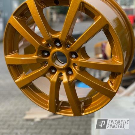 "Powder Coating: Wheels,Clear Vision PPS-2974,Illusion Dorado PMB-6921,Rims,18"" Aluminum Rims,Illusions,VW"