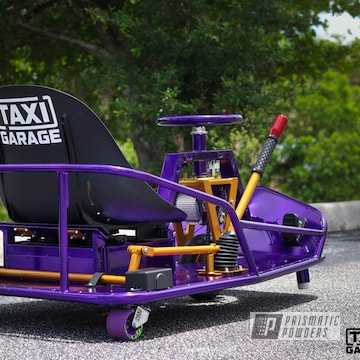 Powder Coated Drift Cart In Ppb-2331 And Pps-4442