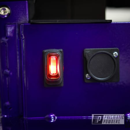 Powder Coating: Illusion Purple PSB-4629,Drift Cart,Clear Vision PPS-2974,Taxi Garage Crazy Cart,Taxi Garage,Crazy Cart,Cart,Go Cart