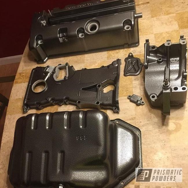 Powder Coating: Automotive,Clear Vision PPS-2974,Honda,Honda Parts,Silver Artery PVS-3014