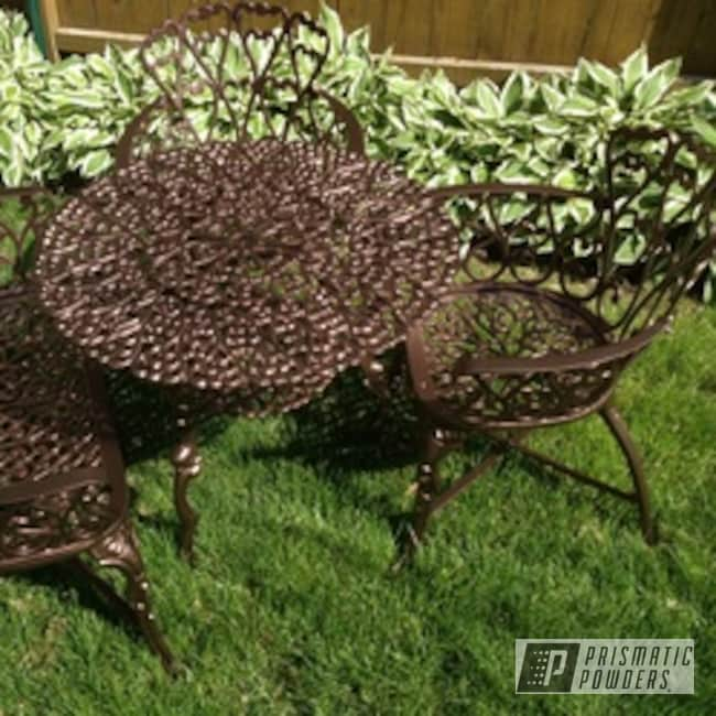 Powder Coating: Patio Furniture,US Penny Vein EVS-4485
