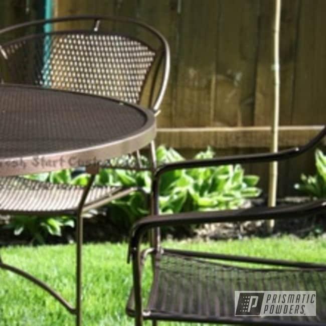 Powder Coating: Patio Furniture,US Penny Vein EVS-4485