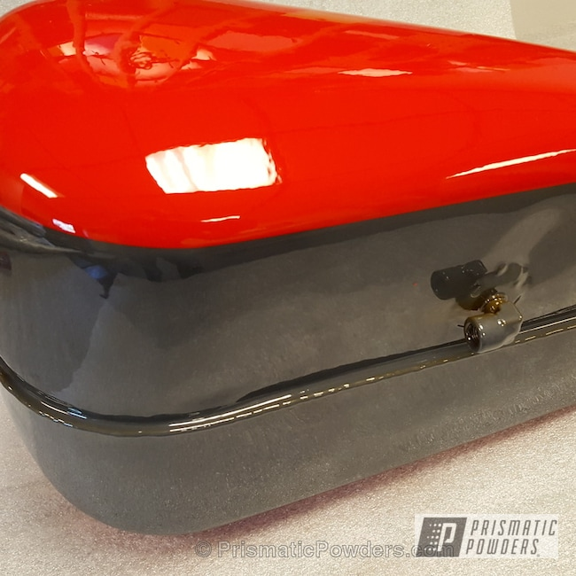 Powder Coating: RAL 3020 Traffic Red,Fuel Tank,Clear Vision PPS-2974,Custom Two Tone,Dull Grey PSB-5995,Multi Stage Powder Coating,Clear Top Coat,Motorcycles