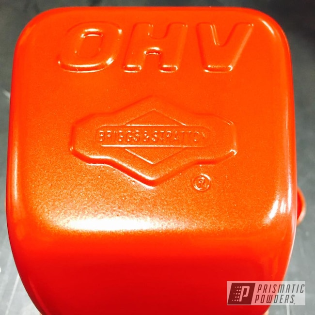 Powder Coating: Fire Orange,Fire Orange PMB-6463,orange