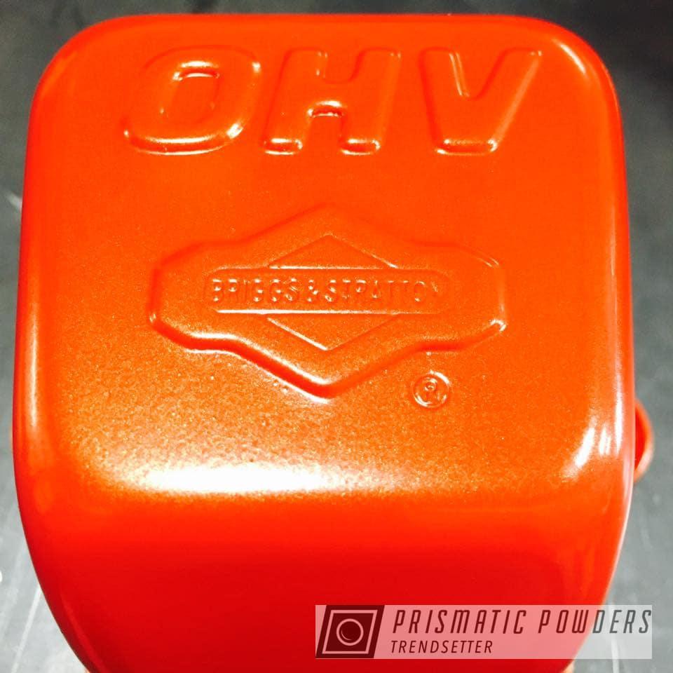 Powder Coating: Fire Orange,Fire Orange PMB-6463,orange