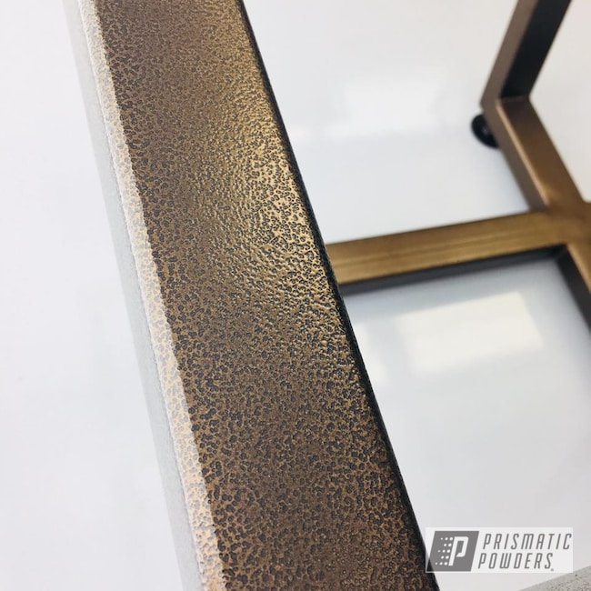 Powder Coating: Custom,Golden Vein PVB-5213,outdoor furniture,Golden Vein