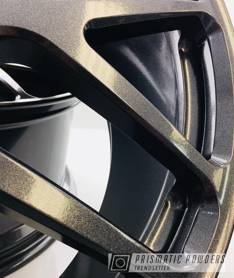 Powder Coating: Wheels,Automotive,HRE,Cadillac Grey PMB-6377