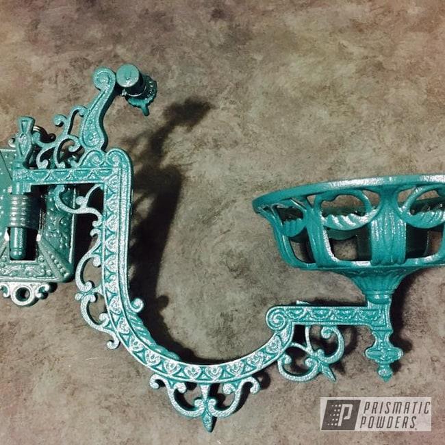 Powder Coating: Vintage,Navajo/Copper PVB-8110