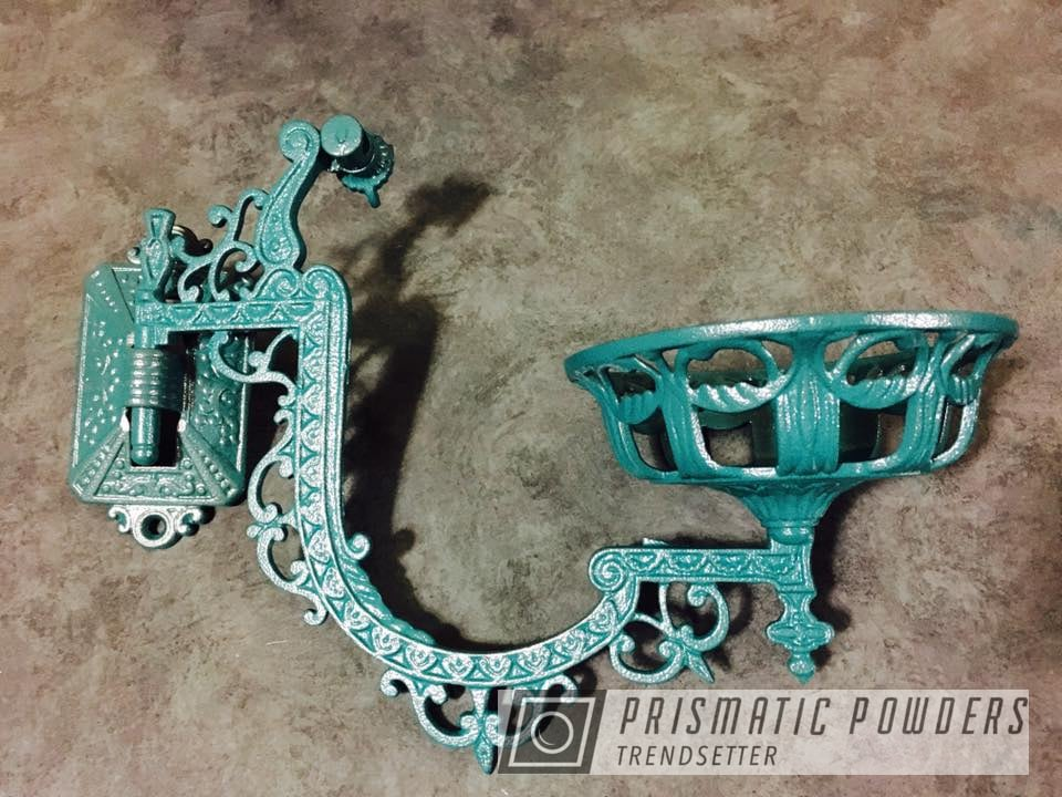 Powder Coating: Vintage,Navajo/Copper PVB-8110