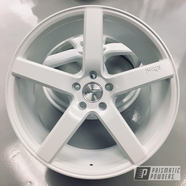 Powder Coating: Wheels,Niche,Pearl,Pearl Sparkle PMB-4130