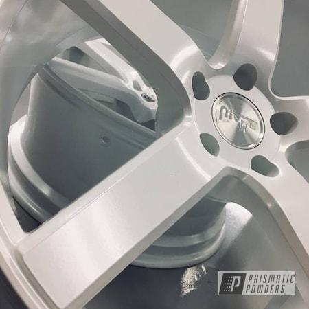 Powder Coating: Wheels,Niche,Pearl,Pearl Sparkle PMB-4130