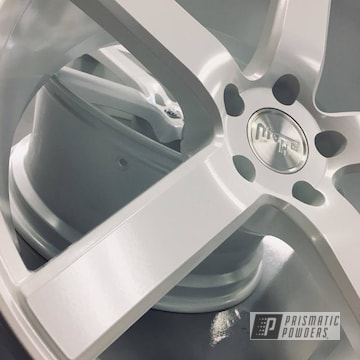 Pearl Sparkle Wheels