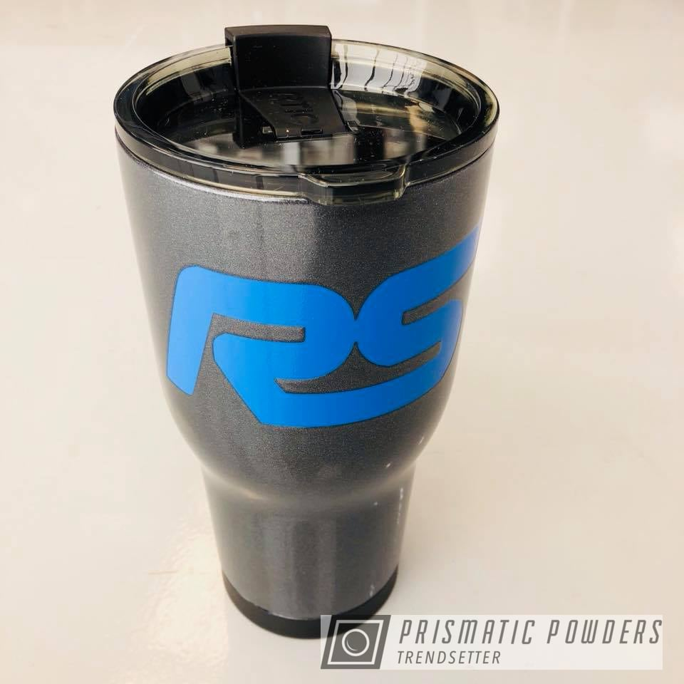 Powder Coating: Mega Grey PMB-6831,Tumbler,RTIC,Focus RS,Playboy Blue PSS-1715,RS,Focus,Ford