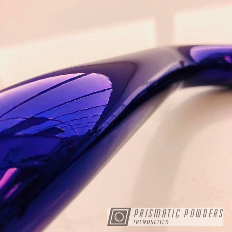 Powder Coating: motorcycle,handle bars,Motorcycles,Lollypop Purple PPS-1505