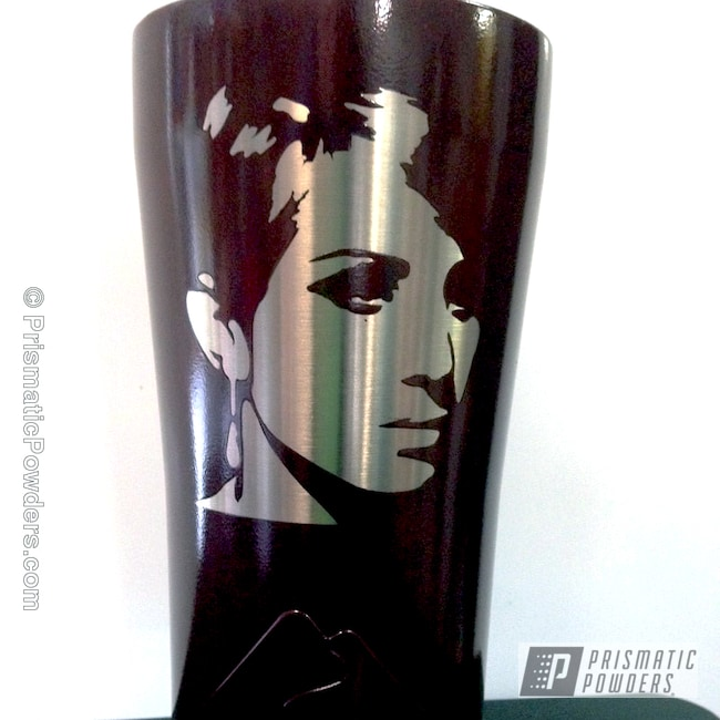 Powder Coating: Single Powder Application,Custom,Aged Red PSB-4567,Ozark Trail Cup,Customer Gift,Funny Girl,Miscellaneous,Portrait