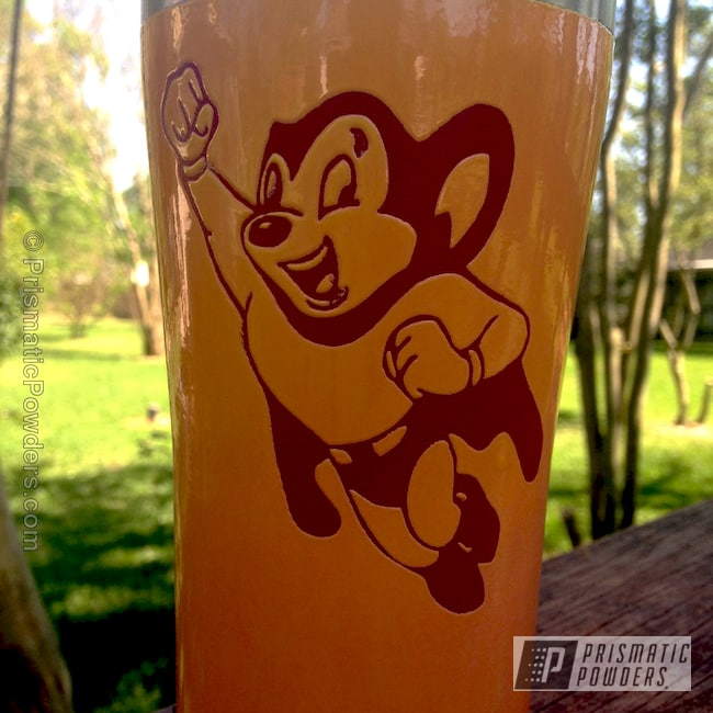 Powder Coating: Red Wheel PSS-2694,Tumbler,Highland Yellow PSS-1577,Ozark Trail Cup,Cartoon Theme,Two Tone,Mighty Mouse,Custom Tumbler Cup,Miscellaneous