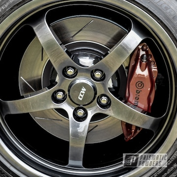 Ccw Wheels In A Super Chrome Finish