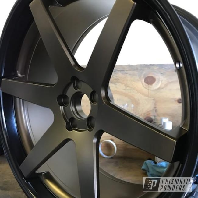 Powder Coating: Wheels,Automotive,Custom Wheels,TRIPLE BRONZE UMB-4548