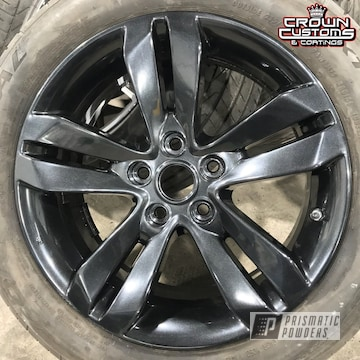 Wheels Done In Jamaican Ice