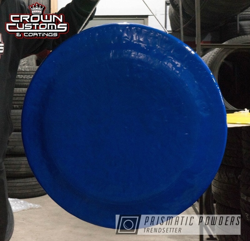 Powder Coating: Bubba PSS-3042,Gong,Miscellaneous