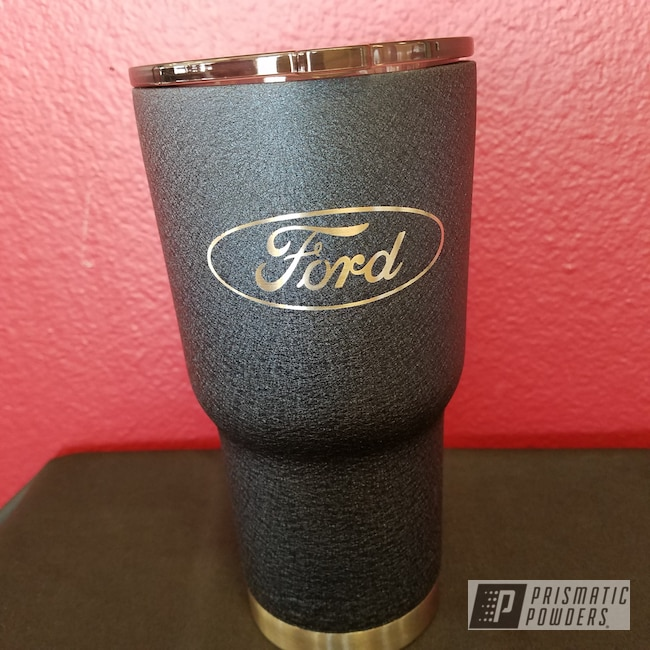 Powder Coating: Custom Cups,Custom Drinkware,Textured Finish,Splatter Midnight PWB-2880,Tumblers,Textured