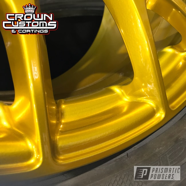 Powder Coating: Wheels,Viper ACR,Automotive,Clear Vision PPS-2974,Illusion Gold-(Discontinued) PMB-10045,Dodge,Dodge Viper