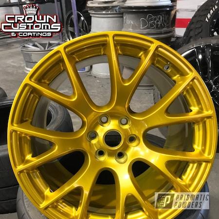 Powder Coating: Wheels,Viper ACR,Automotive,Clear Vision PPS-2974,Illusion Gold-(Discontinued) PMB-10045,Dodge,Dodge Viper