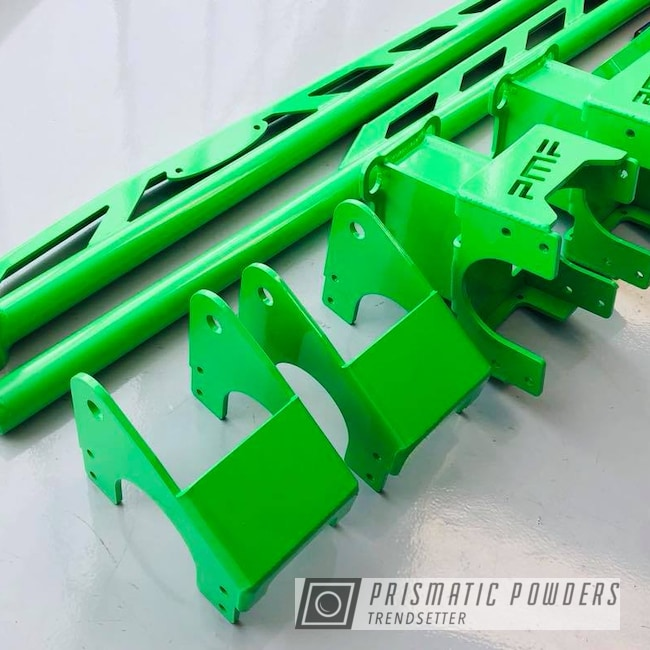 Powder Coating: Automotive,Monster Truck,Energy Green PSB-6669,Lifted,Custom Lift Kit,Suspension Lift Components,Lift Kit,Suspension