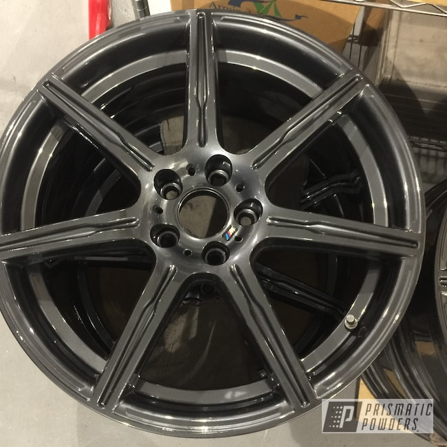 Powder Coating: Wheels,Automotive,Clear Vision PPS-2974,BMW Wheels,Rims,BMW,Lazer Diamond PMB-4156,BMW Rims,Lazer Diamond
