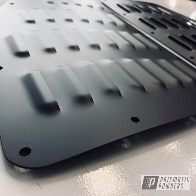 Powder Coating: Automotive,Custom Automotive,Jeep Parts,Louvers,Black Jack USS-1522,Jeep,Hood,Jeep Accent,Custom Automotive Accents