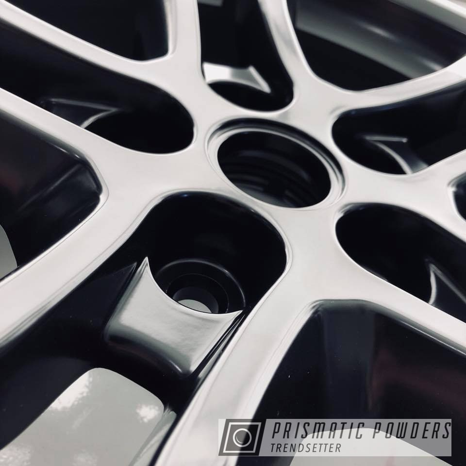 Powder Coating: Matt Black PSS-4455,Wheels,Automotive,Black,Chevy,Camaro