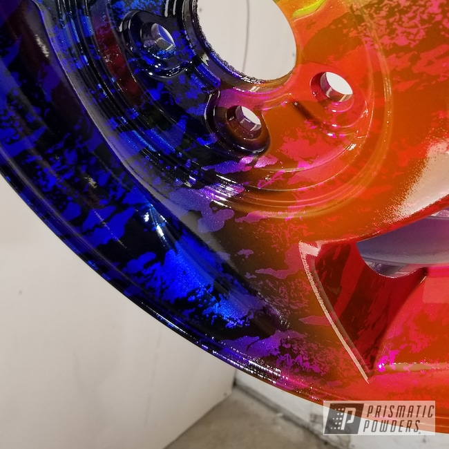 Powder Coating: Wheels,Automotive,Custom Rim,Clear Vision PPS-2974,Heavy Silver PMS-0517,Custom Wheels,LOLLYPOP RED UPS-1506,LOLLYPOP BLUE UPS-2502,Corkey Pink PPS-5875,Shocker Yellow PPS-4765