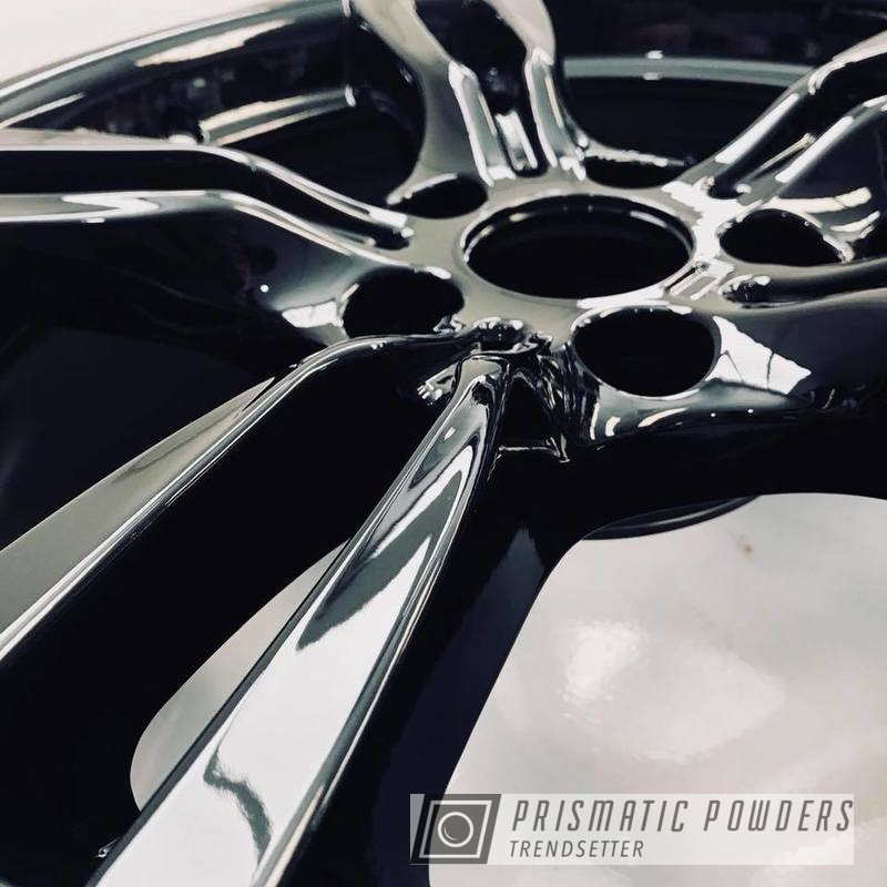 Bmw Wheels In Ink Black