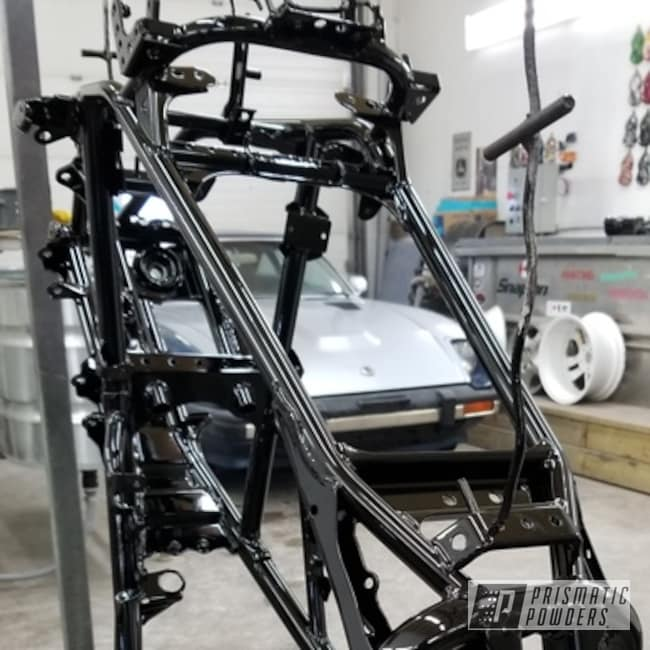 Powder Coated Atv Frame And A-arm Parts | Gallery Project ...