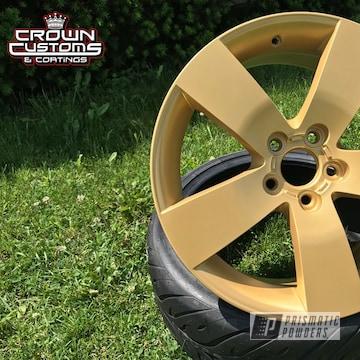 Powder Coated Pontiac G8 Gt Wheels