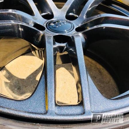 Powder Coating: Wheels,Custom,Silver,Automotive,Audi,Gunmetal,R8,Grey,Cadillac Grey PMB-6377