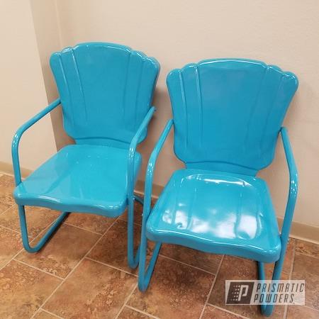 Powder Coating: Custom Furniture,Chairs,Native Stone PSB-6757,Furniture