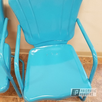 Powder Coated Patio Chairs