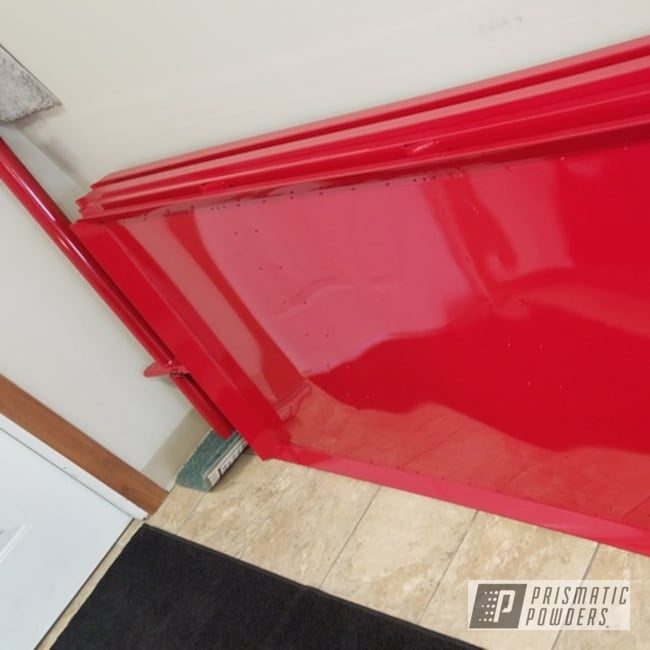 Powder Coating: Auto Parts,Automotive,Sprint Car,Race Car,RAL 3002 RAL-3002