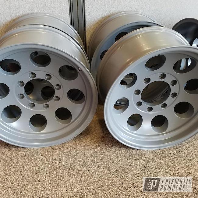 Powder Coating: Wheels,Automotive,Graphite Stone PSB-6814
