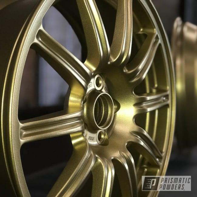 Powder Coated Bbs Wheels