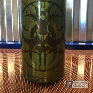 Powder Coated Yeti 64oz Tumbler