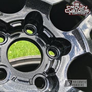 Powder Coated Chevrolet Corvette Z06 Wheels
