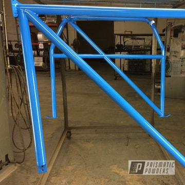 Powder Coated Roll Cage