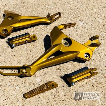 Powder Coated Honda Grom Custom Motorcycle Parts
