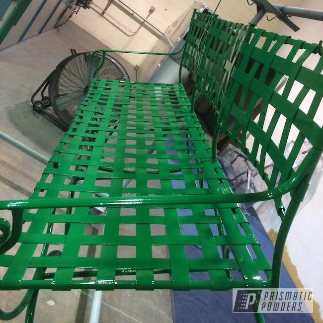 Powder Coating: RAL Powder Coating,Chairs,Vintage,Outdoor,RAL 6029 RAL-6029,patio,Furniture