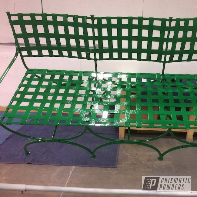 Powder Coating: RAL Powder Coating,Chairs,Vintage,Outdoor,RAL 6029 Mint Green,patio,Furniture