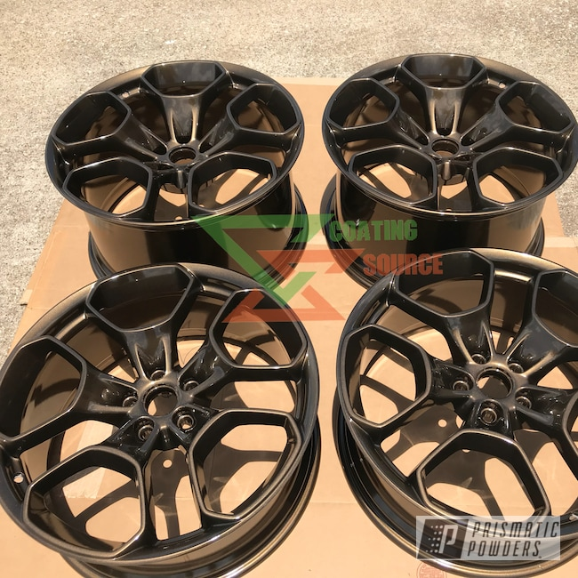 Powder Coating: Wheels,Automotive,Clear Vision PPS-2974,TRIPLE BRONZE UMB-4548,Lamborghini,Custom Automotive Parts,Metallic Powder Coating