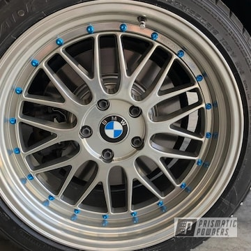 Bmw Wheels In Clear Vision And Super Chrome