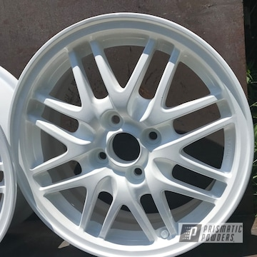 Powder Coated Honda Wheels